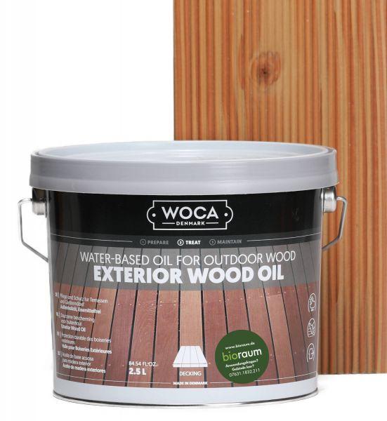 Terrassenöl Exterior Öl Grau 2,5 Liter