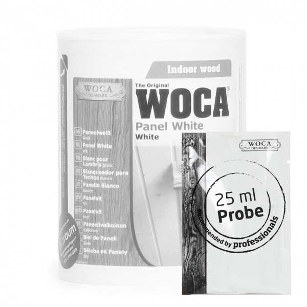 Paneelweiß Weiß Probe ca. 25 ml