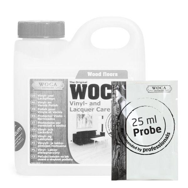 Vinyl- und Lackpflege ca. 25 ml Probe