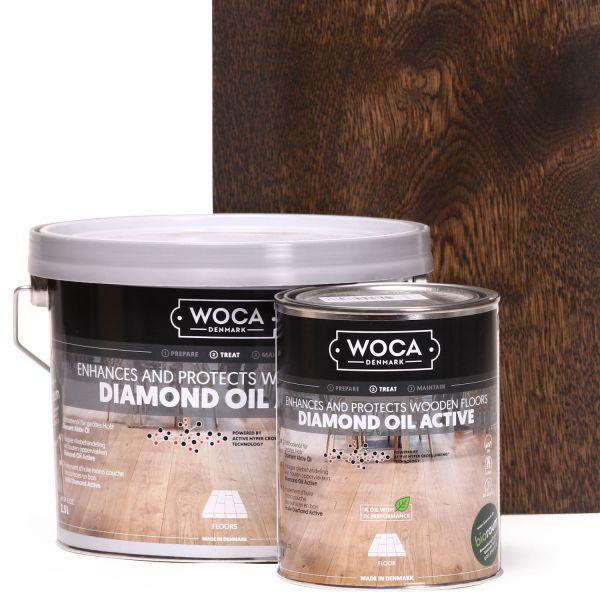 Diamant Öl Aktiv Carbon Schwarz