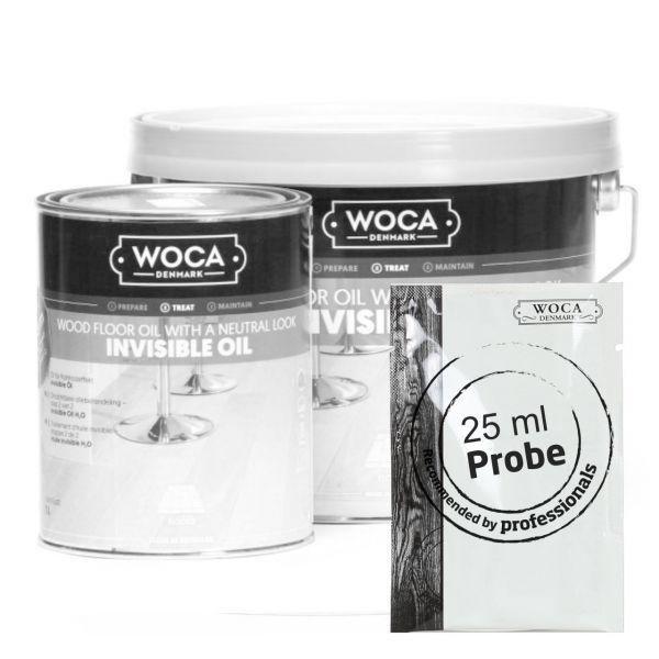 Invisible Öl (Schritt 2) ca. 25 ml Probe