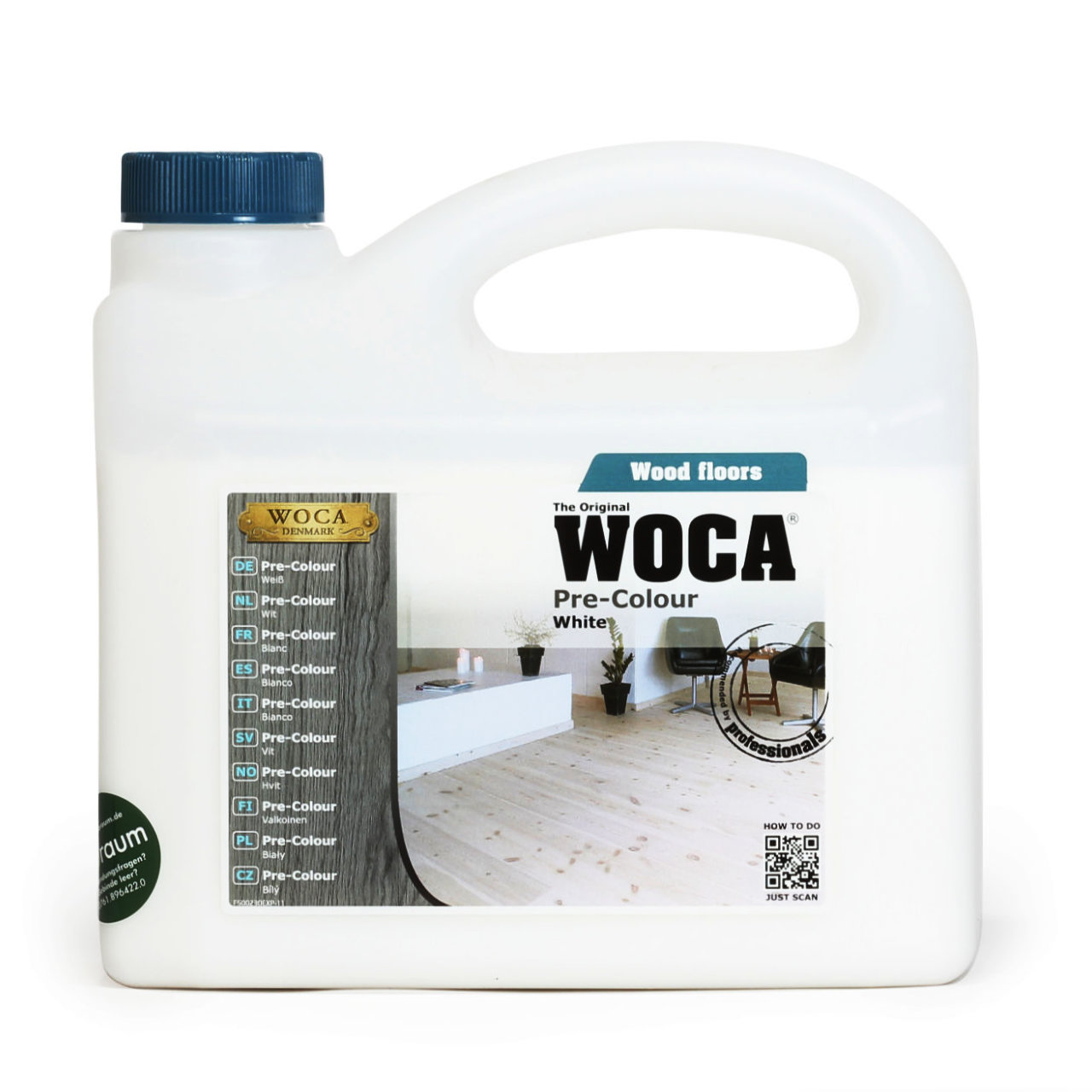 woca pre-colour beize weiß | woca shop