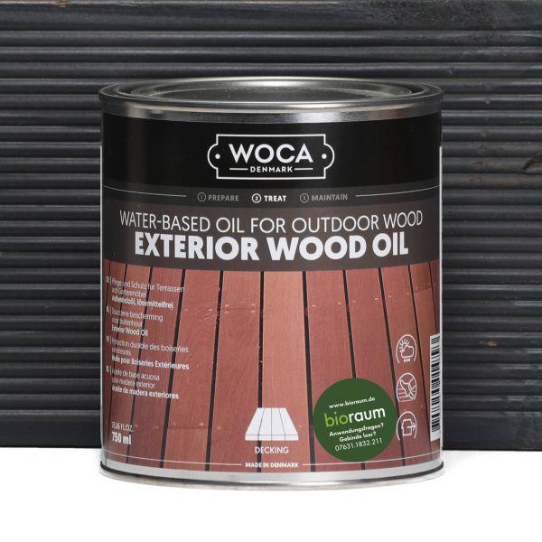 Gartenmöbelöl Exterior Öl Anthrazit 0,75 Liter