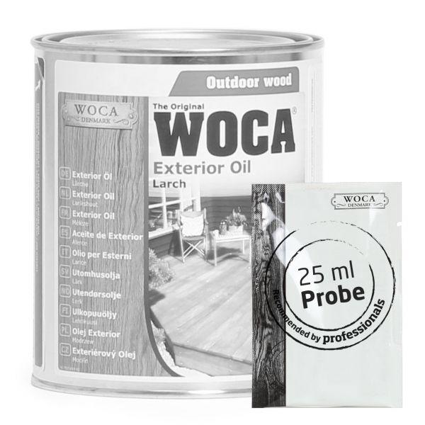 Gartenmöbel / Terrassenöl Lärche ca. 25 ml Probe