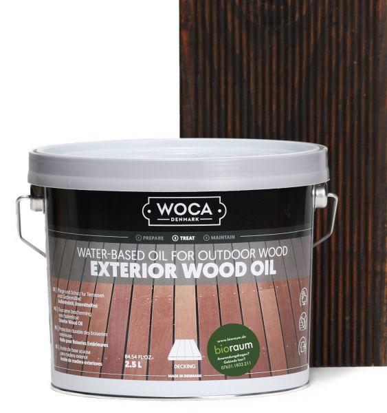 Terrassenöl Exterior Öl Walnuß 2,5 Liter