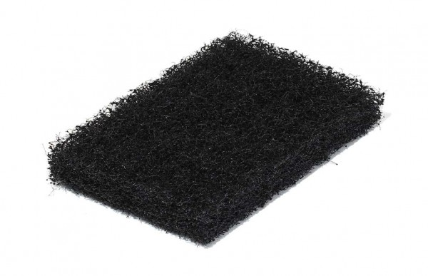 Schwarzes Super-Reinigungspad klein