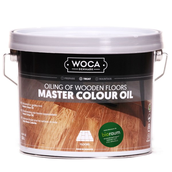 Meister Colour Öl 2,5 Liter