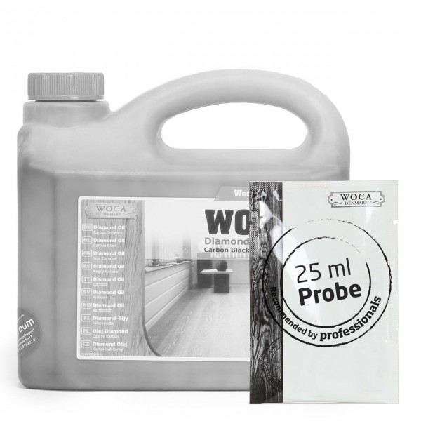 Diamond Öl Carbon Schwarz ca. 25 ml Probe