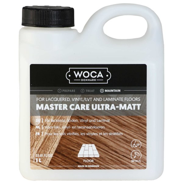 Master Care Vinyl- und Lackpflege ultra-matt