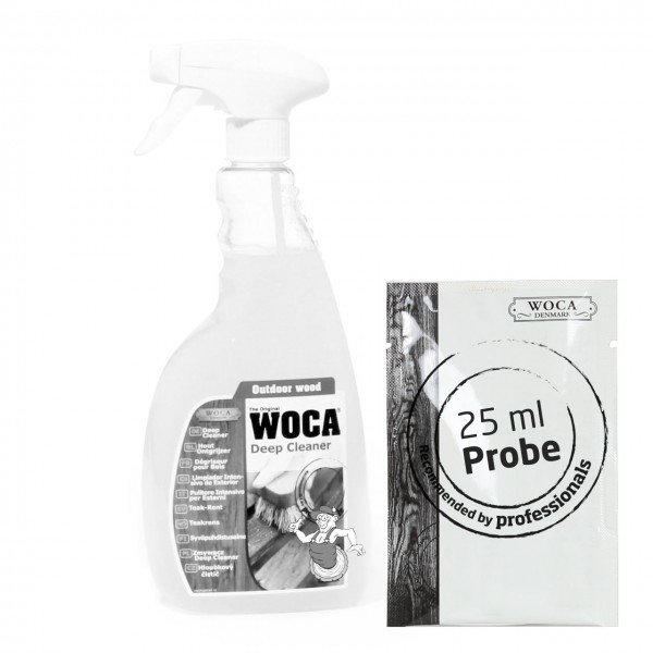 Deep Cleaner 2 in 1, ca. 25 ml Probe