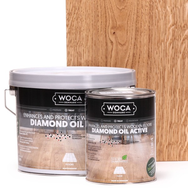 Diamant Öl Aktiv Caramel Brown