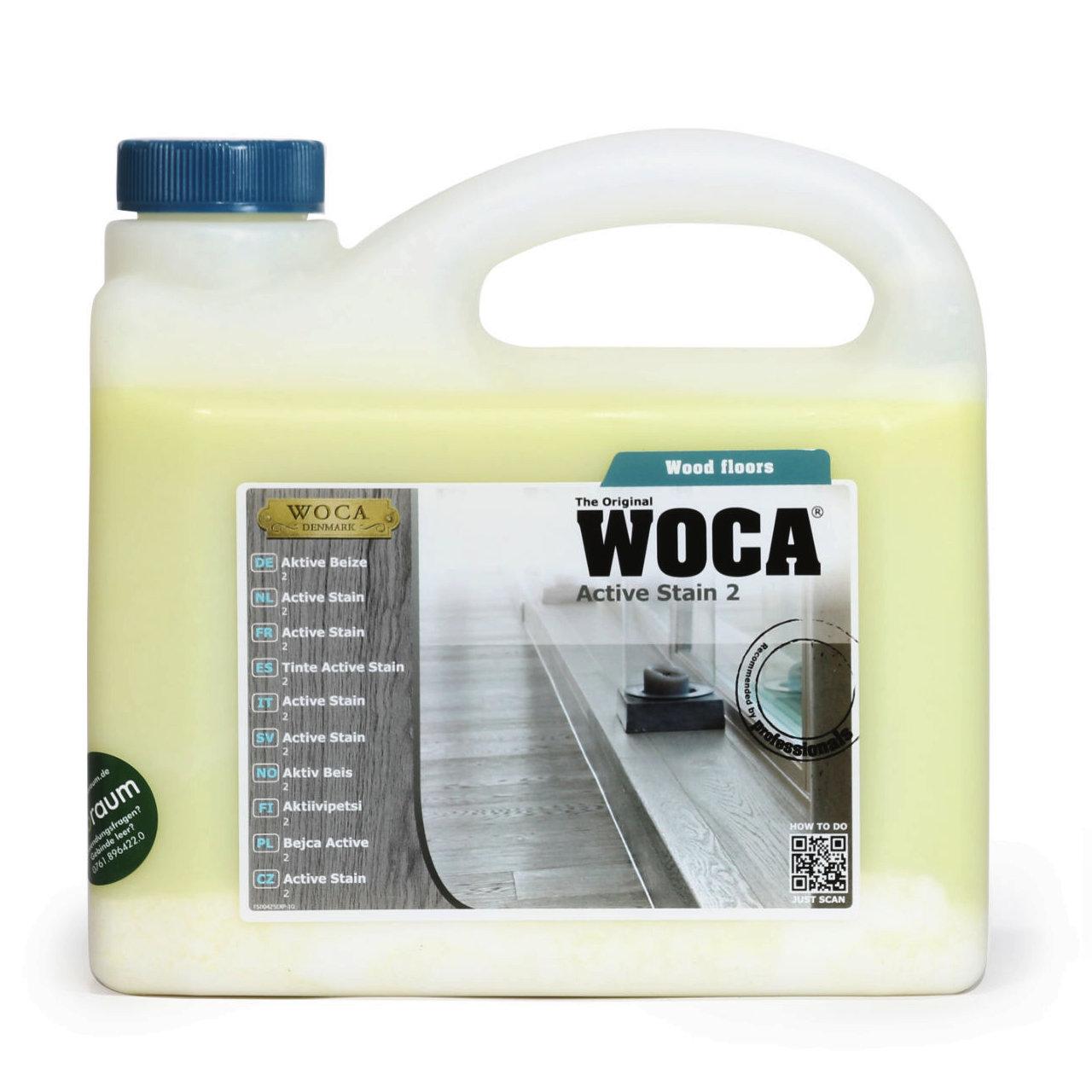woca aktive beize 2, 2,5 liter | woca shop