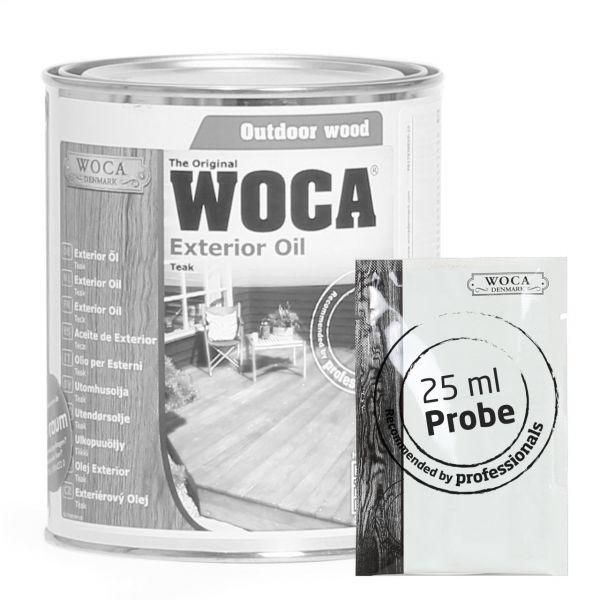 Gartenmöbel / Terrassenöl Teak ca. 25 ml Probe
