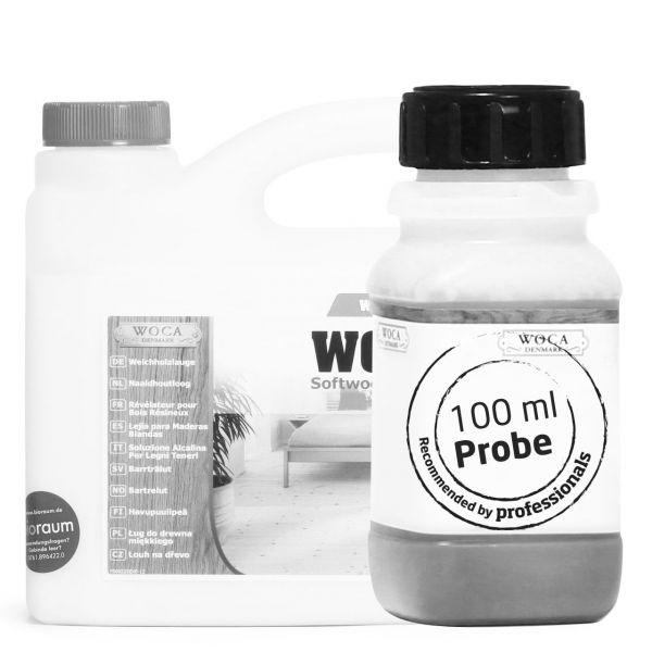 Weichholzlauge ca. 100 ml Probe