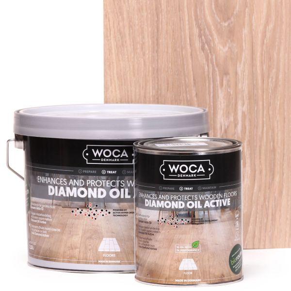 Diamant Öl Aktiv Extra Weiß