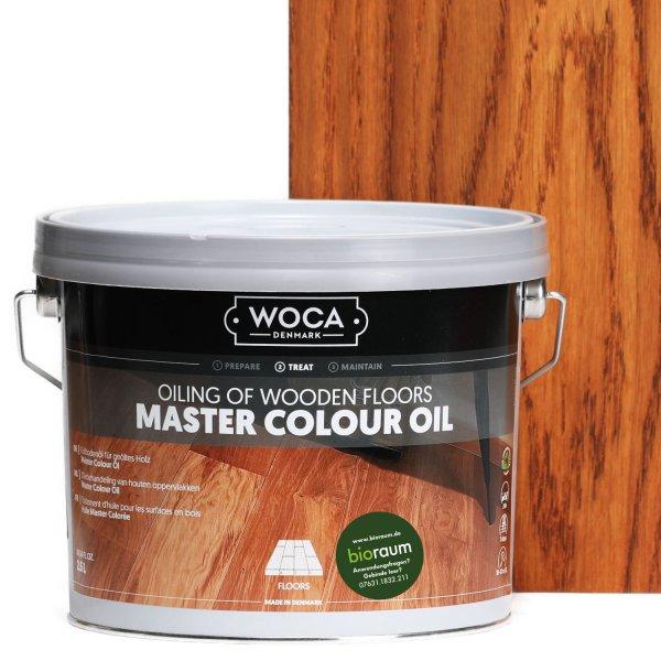 Meister Colour Öl dunkelrotbraun (106)