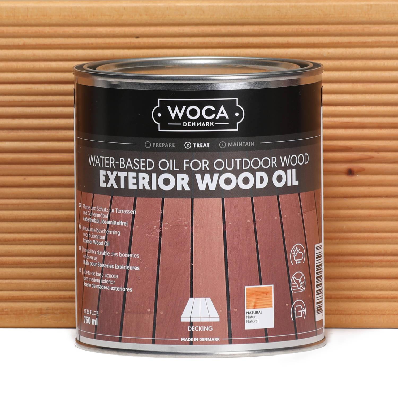 WOCA Exterior Öl