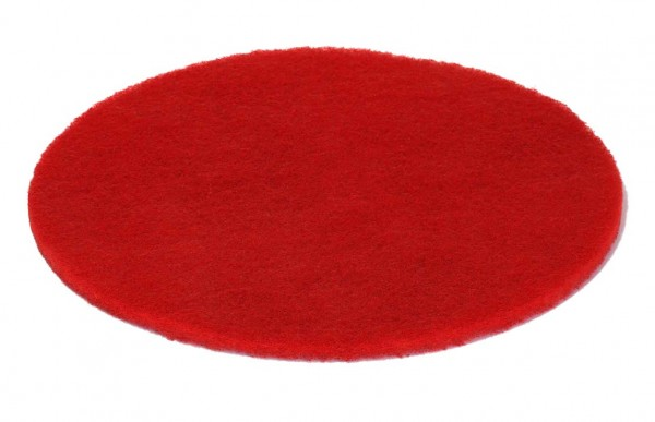 Rotes Normal-Reinigungspad