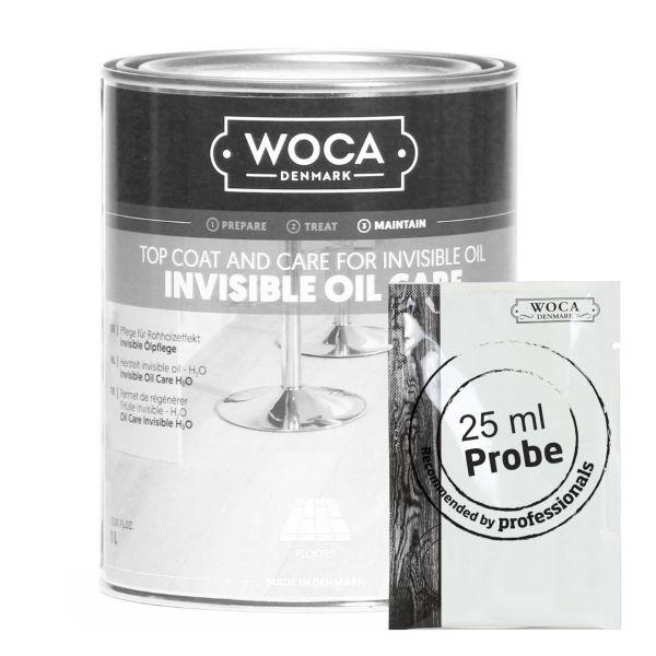 Invisible Ölpflege (Schritt 3) ca. 25 ml Probe
