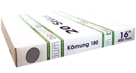 Schleifgitter Körnung 180