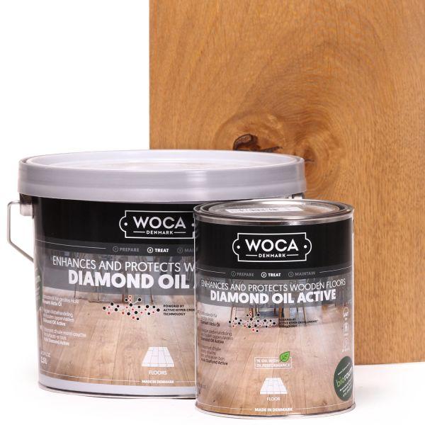 Diamant Öl Aktiv Sand Grau